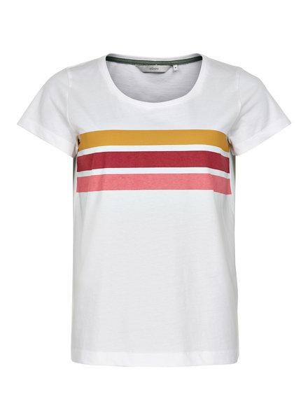 Nümph Numph, T-shirt Karitas, B.White