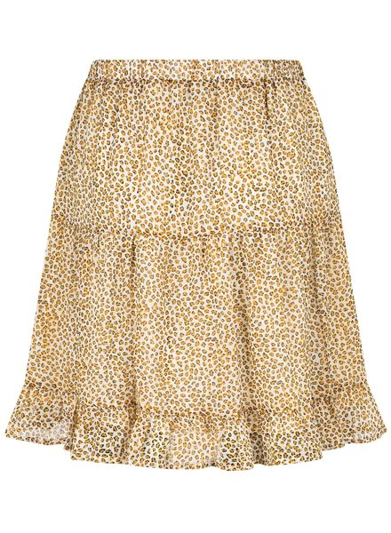 Ydence Ydence, Skirt Isa, Yellow leopard