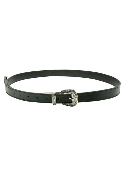 YW, Belt Stylish Knot, Black