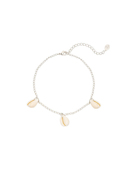 YW, Anklet Shell Paradise
