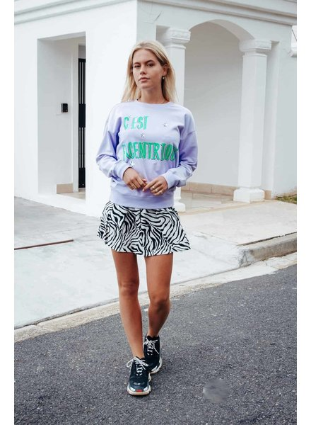 Colourful Rebel Colourful Rebel, Kendall bermuda, Zebra