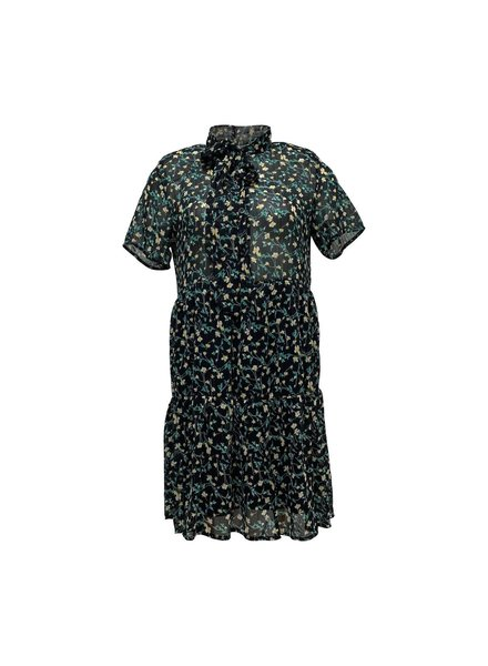 rebelz RBLZ. Flowers Dress, Black
