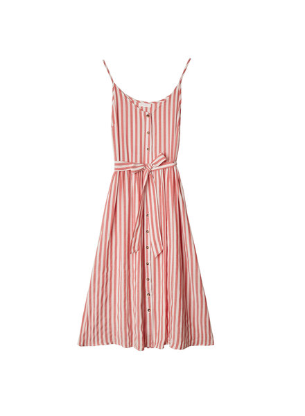Dress Taste of Stripe, Rose