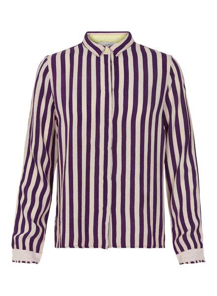Nümph Nümph, Blouse Lekelien Shirt, Plum