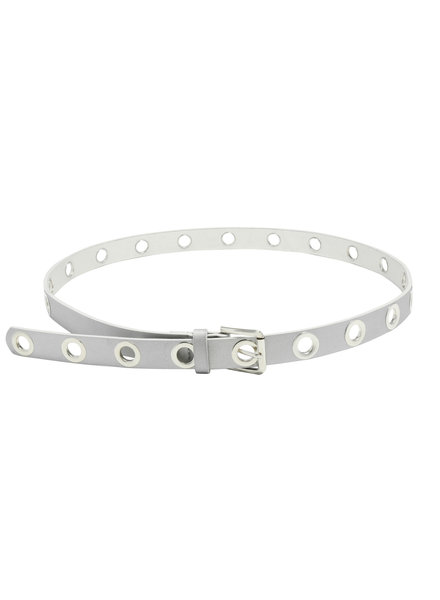 YW, Belt Put on your chain, silver 110cm