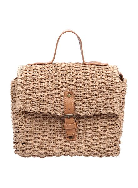 YW, Beach Bag Olive