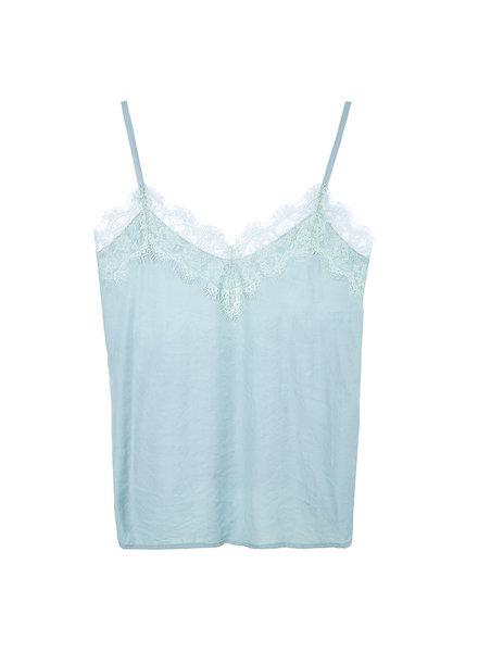 YW, Basic top kant, Pastel Blue