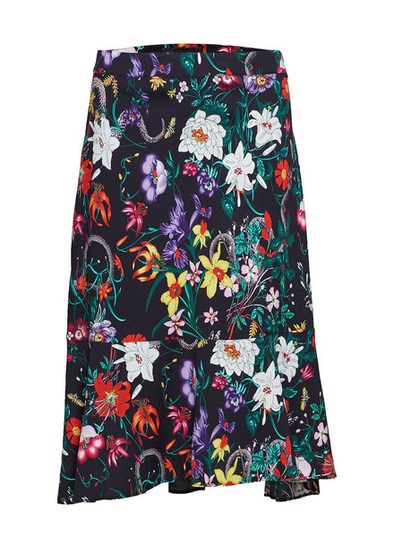 KUIF, Moon Skirt, Print