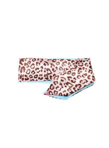 YW, Scarf Sweet Leopard