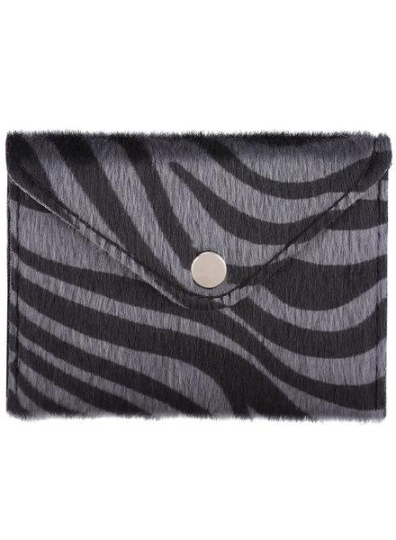KUIF YW, Portomonnee Zebra, Grey