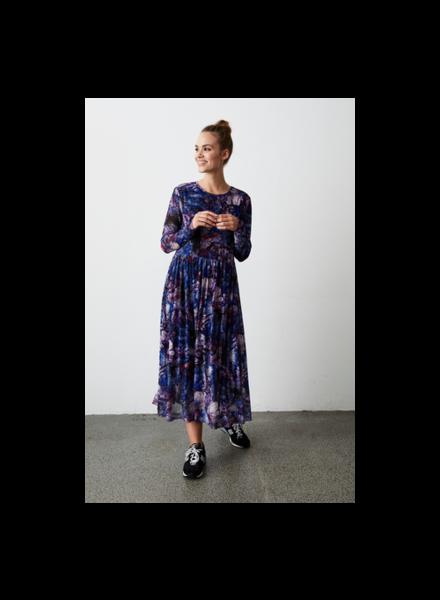 Nümph Numph, Freja Dress, Blue