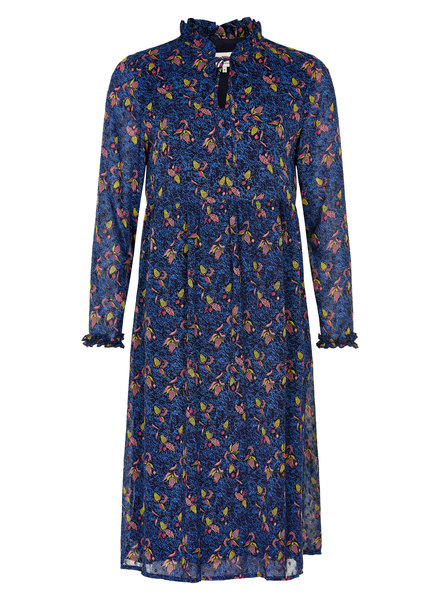 Nümph Numph, Giulian Dress, Blue