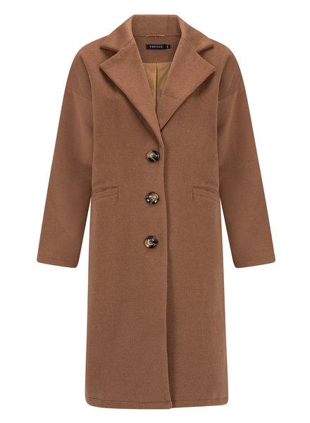 Ydence Ydence, Coat Daisy, Camel