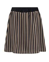 Ydence Ydence, Skirt Sascha, Black stripe