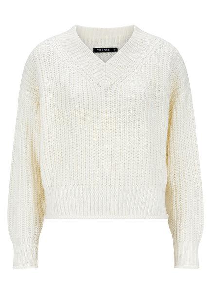 Ydence Ydence, Knit Yana, Off white