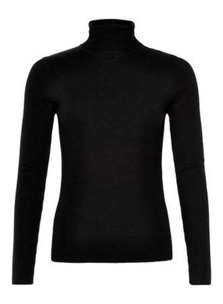 Nümph Nümph, Numeissa Rollneck Sweater, Black