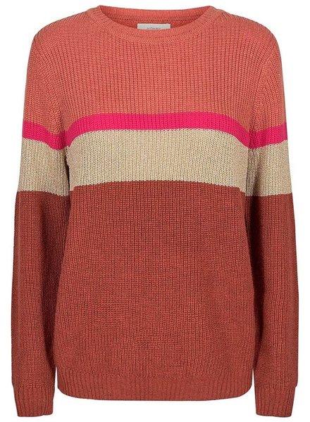 Nümph Numph, Lutanna pullover, red