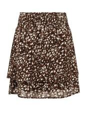 Ydence Ydence, Skirt Lulu Brown, Leopard