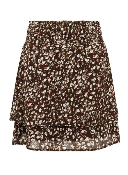 Ydence Ydence, Skirt Lulu Brown, Leopard