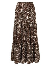 Ydence Ydence, Skirt Rita, Brown Leopard