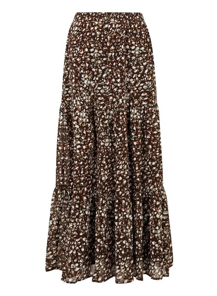 Ydence Ydence, Skirt Rita, Brown Leopard