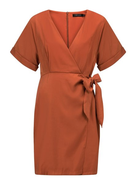 Ydence Ydence, Dress Anja, Rust