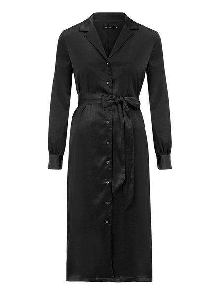 Ydence Ydence, Dress Cynthia, Black