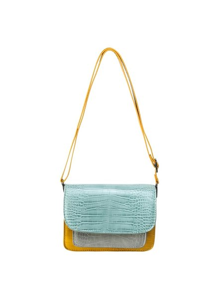 YW, Bag Glamour, Yellow