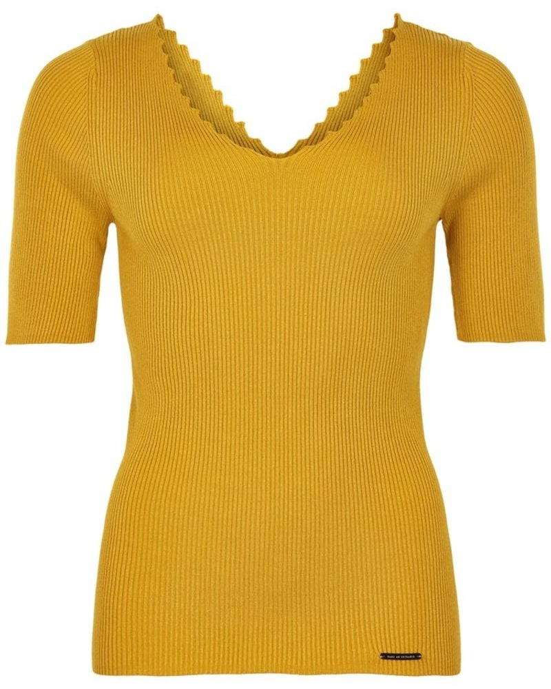 Nümph Nümph, Nuayelet ss pullover, Tawny O.