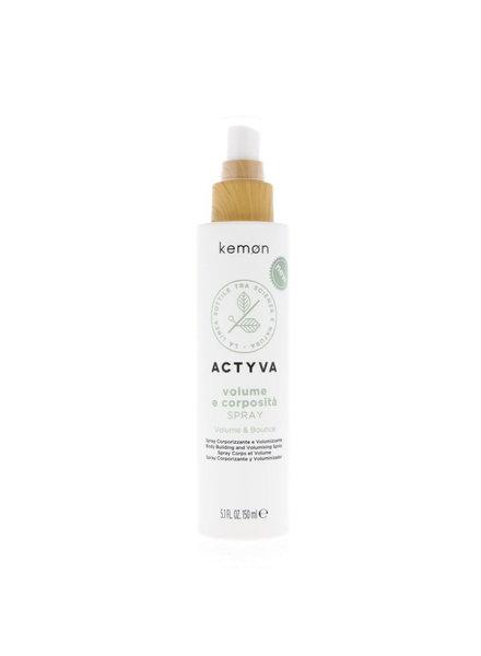 kemon Kemon Actyva Volume E Corposita spray 150ml