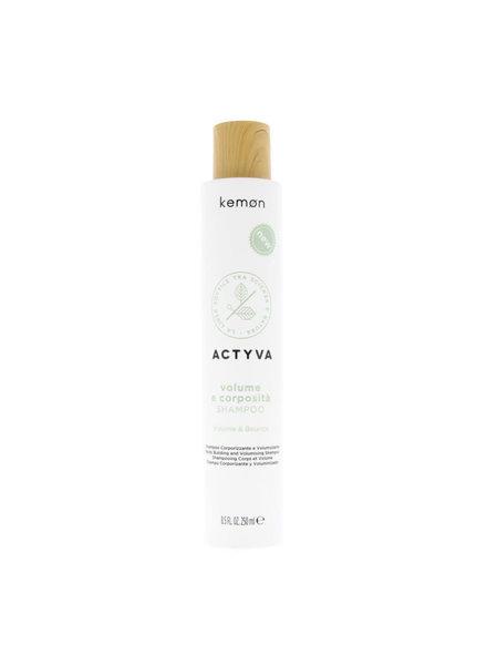 kemon Kemon Actyva Volume E Corposita, shampoo 250ml