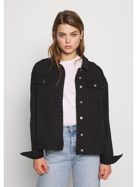 Nümph Nümph, Nuanzac jacket, Black