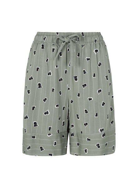 Soft Rebels, Lined Ease Short, Green