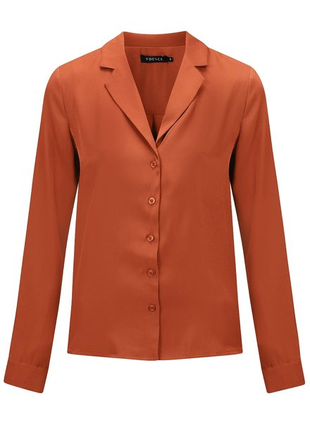 Ydence Ydence, Blouse Muriel,  Rust