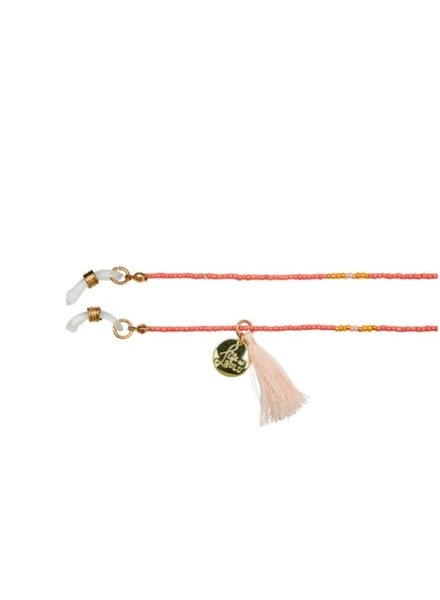 Bulu Brands, Happy Beads Suncord, Coral & Pink