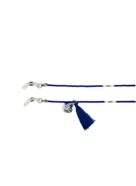 Bulu Brands, Happy Beads Suncord, Blue & Silver