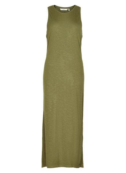 Nümph Nümph, Nubermuda Jersey Dress, Olive