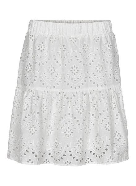 Nümph Nümph, Nublessing Skirt, B. White