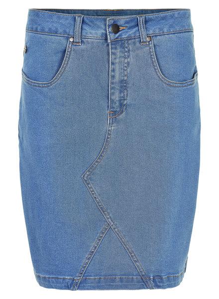 Nümph Nuayleth Short Skirt, L.B. Denim