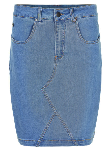 Nümph Nümph, Nuayleth Short Skirt, L.B. Denim