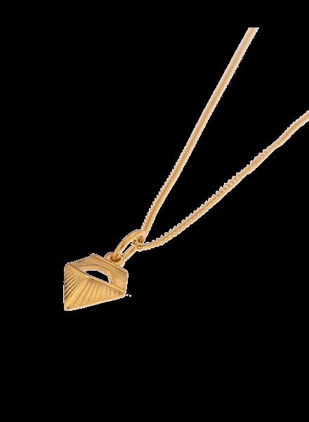 Label Kiki, Necklace Diamond Gold