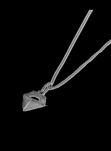 Label Kiki, Necklace Diamond Silver