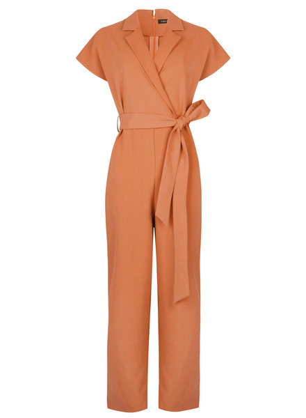 Ydence Ydence, Jumpsuit Margot, Terracotta