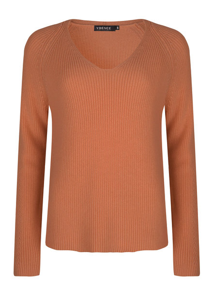 Ydence Ydence, Sweater Tess, Pink/Brown