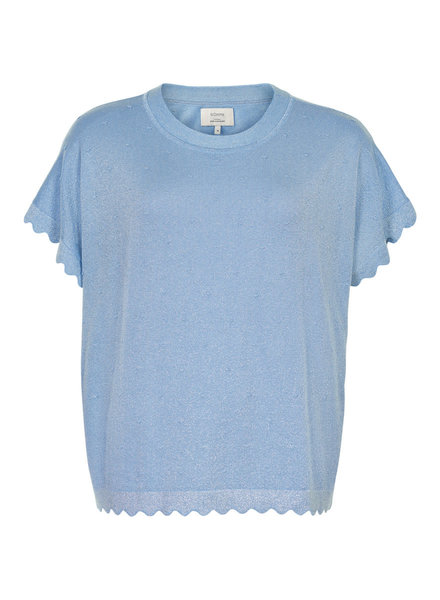 Nümph Nümph, Nudarlene Pullover, Airy Blue