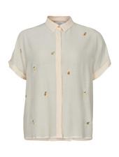 Nümph Nümph, Nubabe Shirt, Ecru