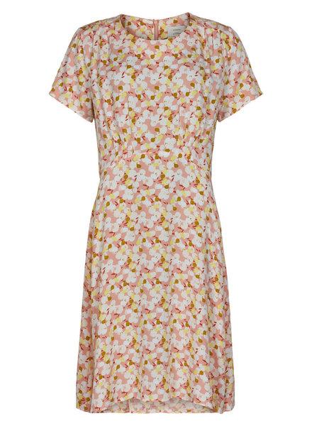 Nümph Nümph, Nuanoma Dress, Pink Sand