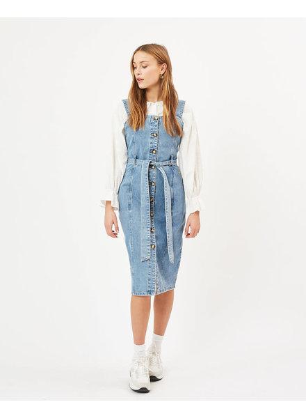 Moves Dress Ibbi, Medium blue