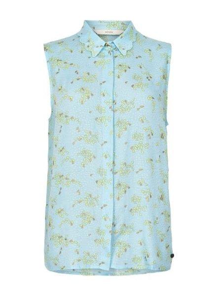 Nümph Nümph, Nuailbhe Shirt, Lightblue