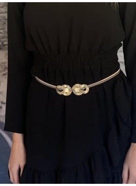 Elvy Elvy, Belt 10999, Gold
